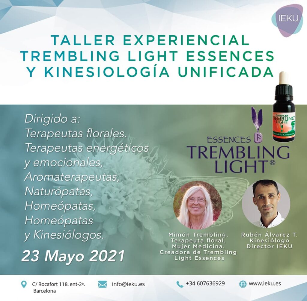 curso trembling light essences ieku